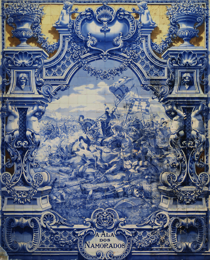 Azulejos_in Lisbon, Portugal_Jorge Colaco