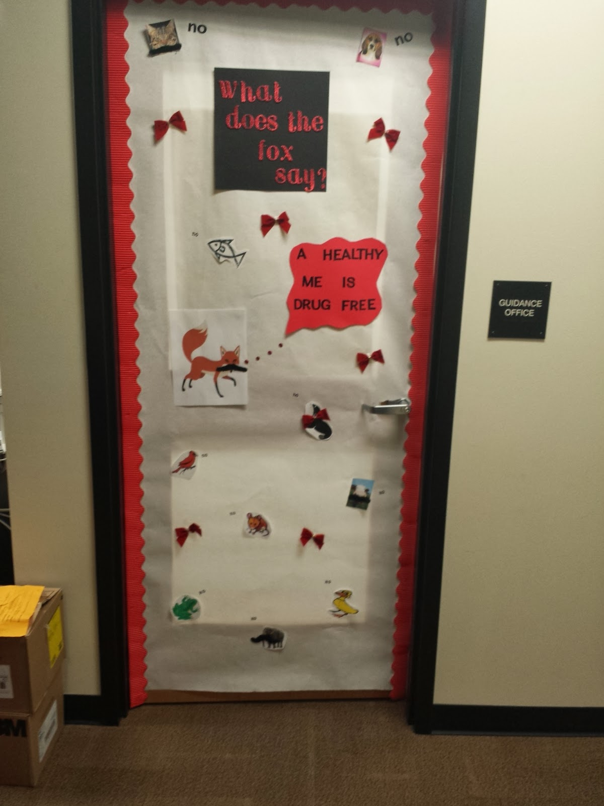 Musings Of A Middle School Counselor Red Ribbon Week