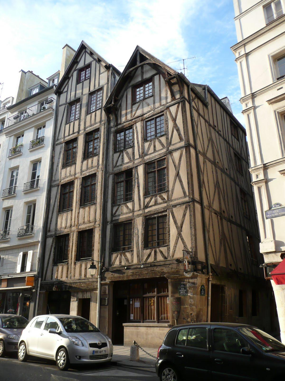 Mon paris m di val balade dans le marais la rue for Maison du the paris