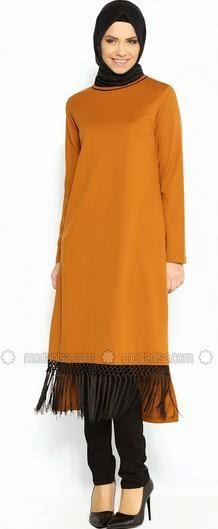 Contoh Baju Muslim Wanita Terbaru