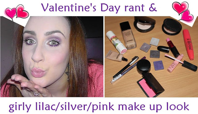 Valentine's Make Up