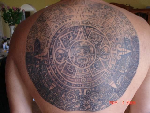 my tattoo designs aztec sun tattoos. Black Bedroom Furniture Sets. Home Design Ideas