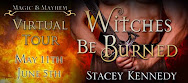 Witches Be Burned Blitz & Giveaway