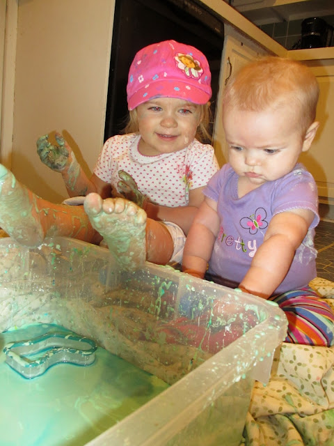 GOOP Recipe. safe for babies; fun for kids of all ages!