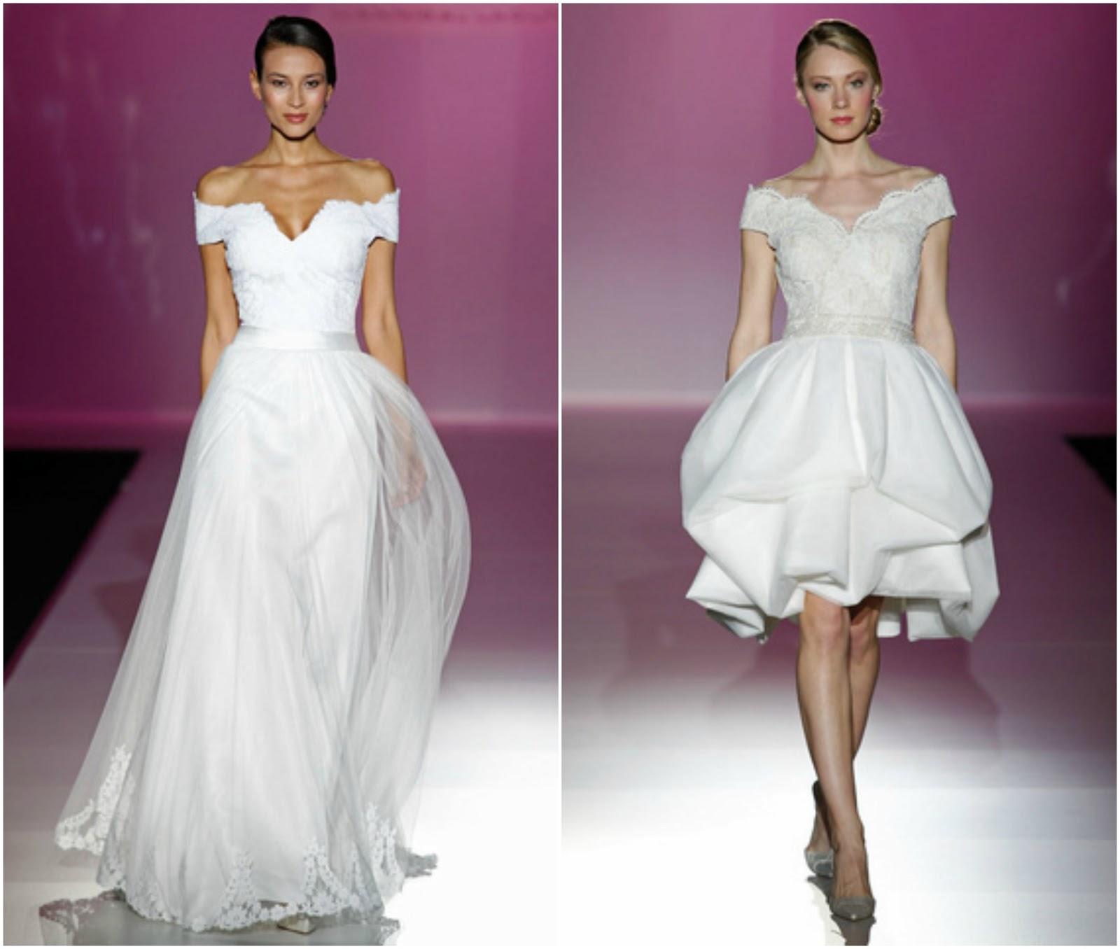 Flashes de la Barcelona Bridal Week 2013 | A todo Confetti - Blog de ...