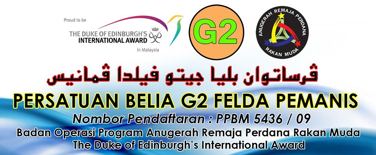 Persatuan Belia G2 Felda Pemanis