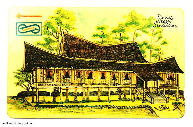 kad uniphone - Rumah Negeri Sembilan