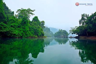 photo, lac ba be, Babe, photo ba be, voyage photo vietnam, voyage au vietnam, montagne vietnam, visite vietnam, circuits photo vietnam