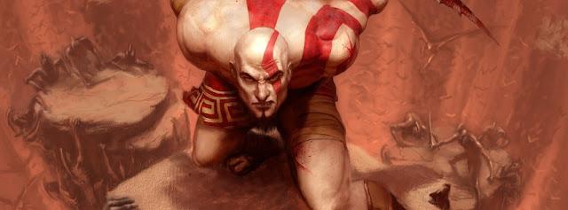 Couverture Facebook God of War : Découvre cette superbe couverture du nom de God of War