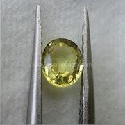 Batu Permata Chrysoberryl - SP1036