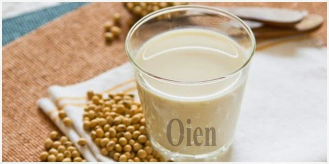 Kesehatan : Seberapa Sehat Minum Susu Kedelai?