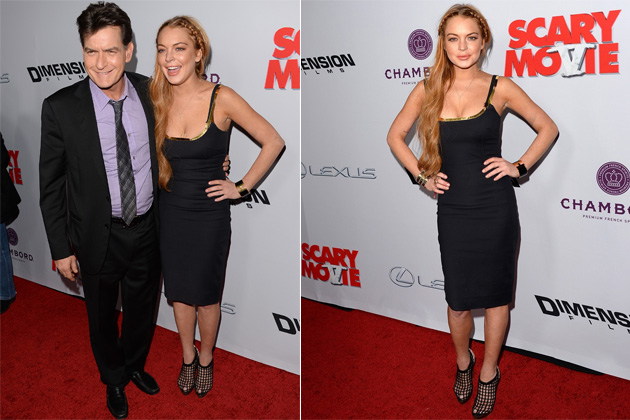 Amerika, Hiburan, Artis Amerika, Hollywood, Lindsay Lohan, Buat, Perangai, Lagi