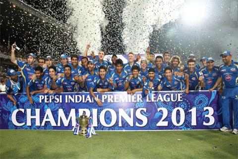 Pepsi IPL 2013 Champions