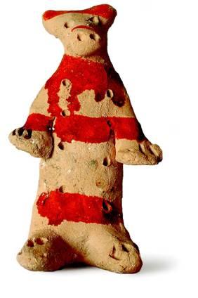 народная игрушка медведь