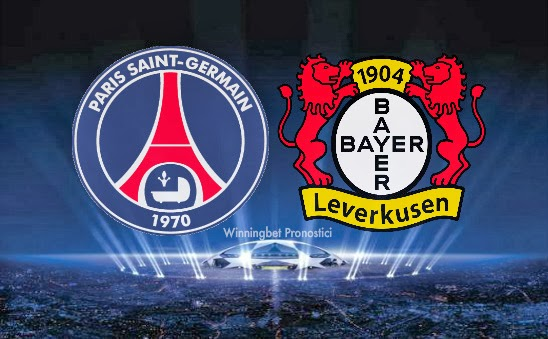pronostico-psg-bayer-leverkusen-champions-league