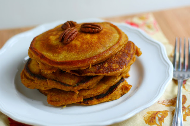 A Bitchin' Kitchen: Pumpkin Spice Pancakes