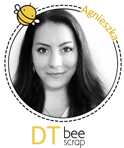 Projektowałam dla Bee Scrap