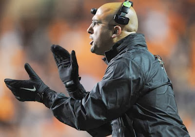 USC looks to Vanderbilt's James Franklin and Bosie State's Chris Pertesen to replace Lane Kiffin.
