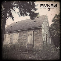 Marshall Mathers LP 2 by Eminem is perhaps the best hip hop album of 2013