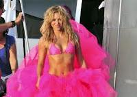 Shakira Ibiza Shoot!