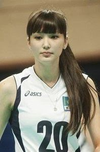 Sabina Altynbekova beautifull girl khazakstan vollyball players