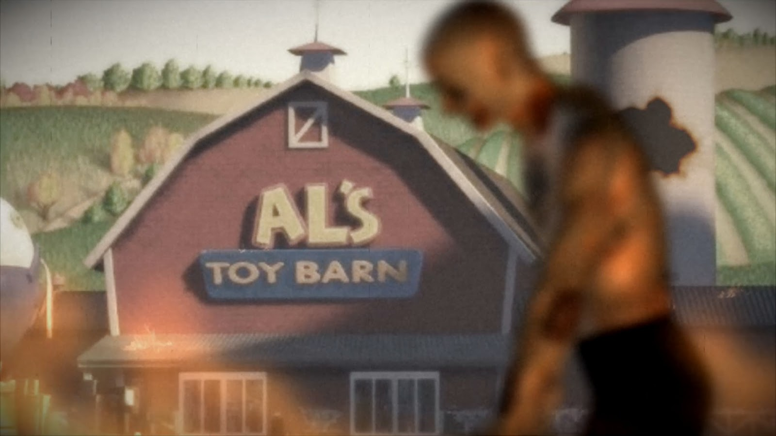 Wtw Movie Company Toy Story The Walking Dead Version