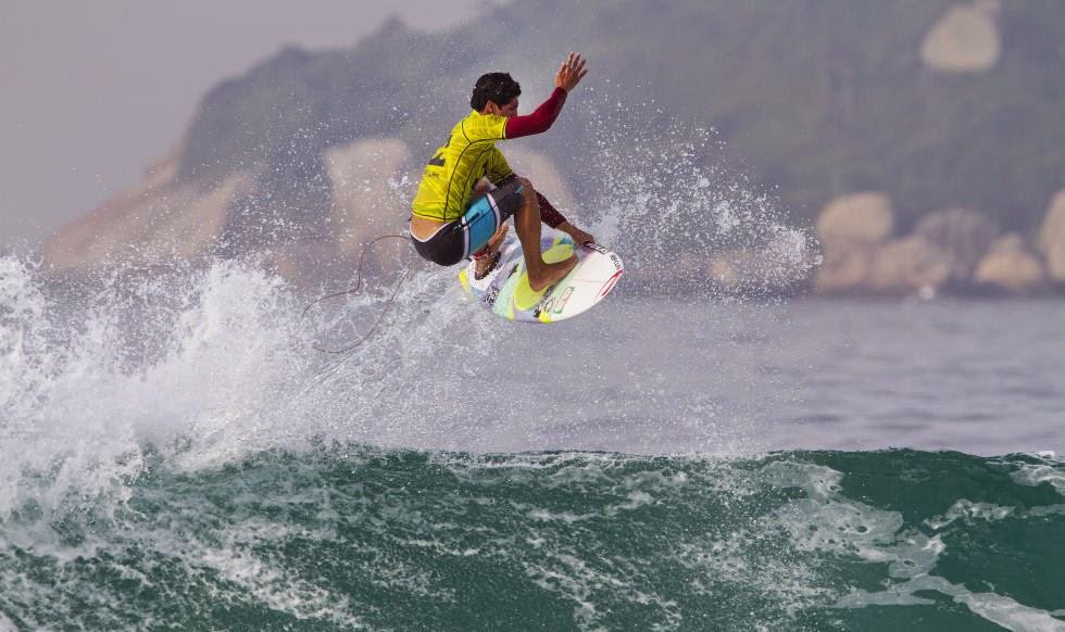 ASP Smorigo Billabong Rio Pro 2014 surf Gabriel Medina