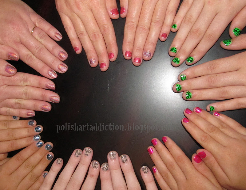 Nail Party @ My Place