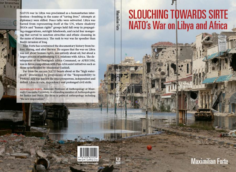 NATO War On Libya