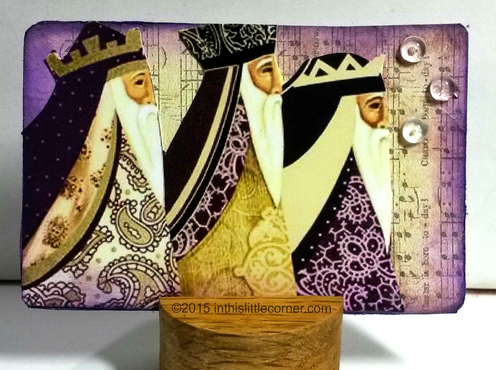 Three Kings cards