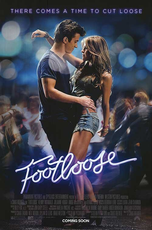 Footloose 2011 FRENCH [REPACK 1CD] DVDRip (exclue) [UL]