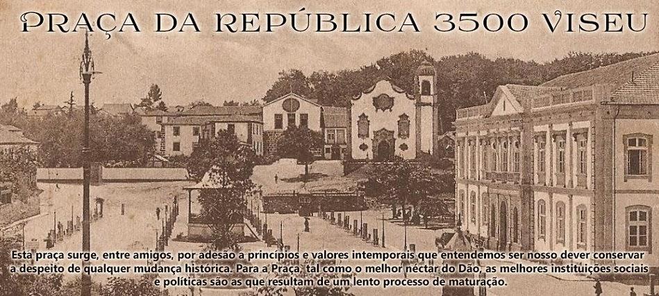 Praça da República 3500 Viseu