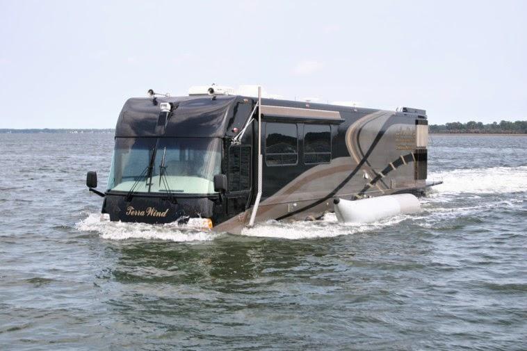 Terra Wind Amphibious RV
