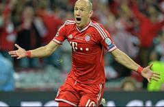 Alijan Robben Celebration