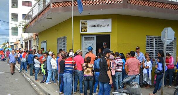 La Junta Municipal Electoral dispuso la ampliación del horario para la expedición de la nueva Cédula de Identidad y Electoral.