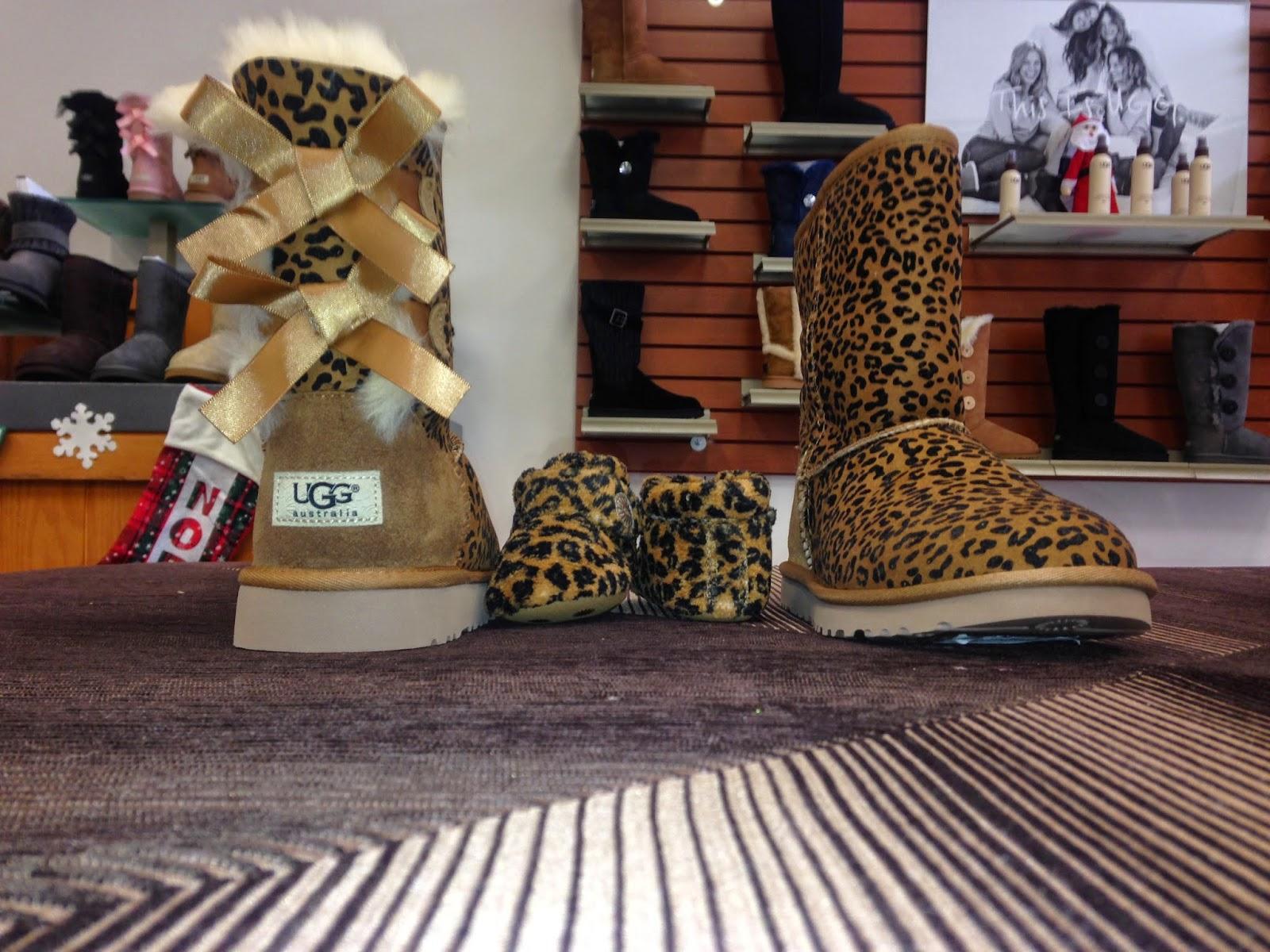 Cheetah Print UGGS!