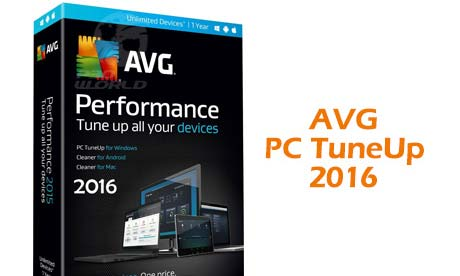 Download AVG PC Tuneup 2016 16.12.1.43164 x86 / x64 - System Optimization