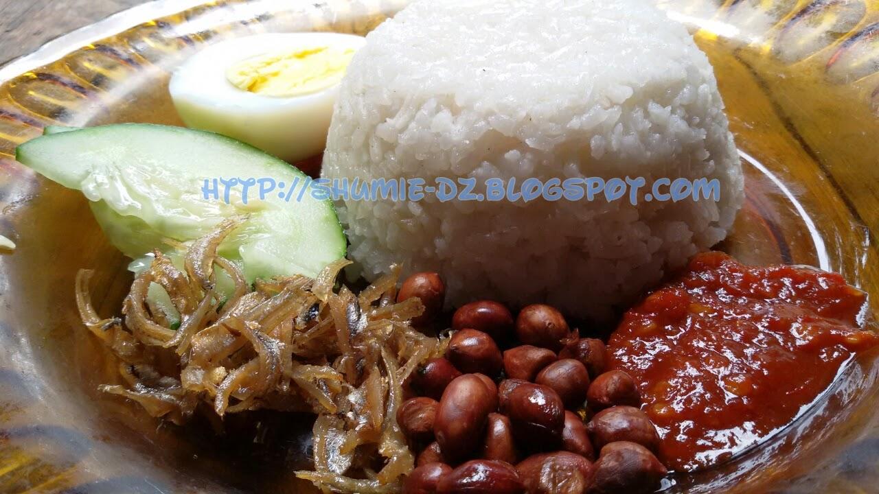 Mengidam masak nasi lemak