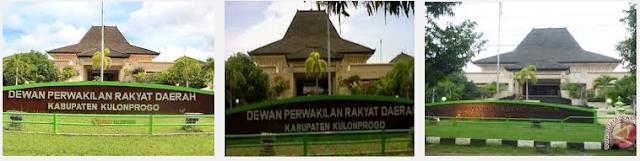 Tunjangan Komunikasi Intensif DPRD Kulon Progo