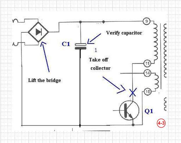 Depolarizing The Transistor