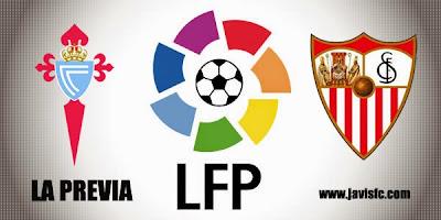 Previa Celta Vs Sevilla FC