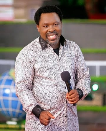 PROPHET T.B JOSHUA: FAITH AND THE WORD IN ACTION