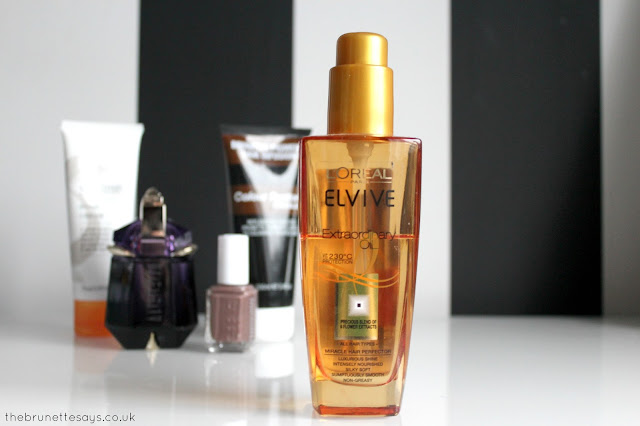 l'oreal elvive, extraordinary oil, hair oil, hair care