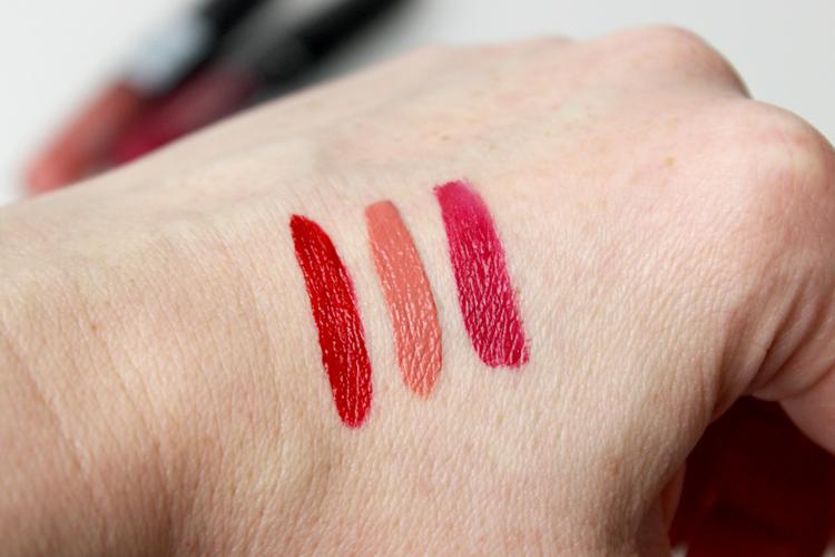 Lip Lacquer matt effect von Manhattan