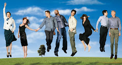 ... de mis series preferidas: Six Feet Under (2001 al 2005) (Seis pies bajo tierra)