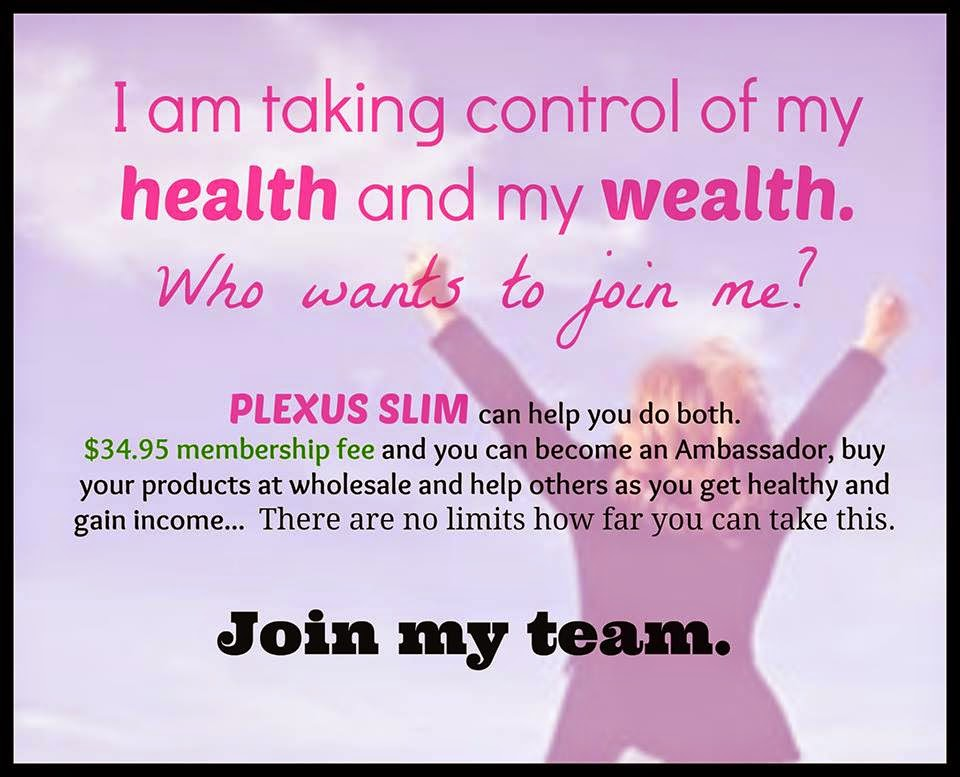 PLEXUS SLIM Weight Loss & Health Products