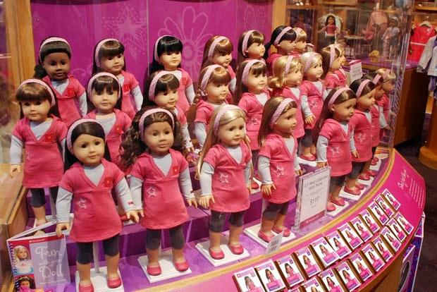 Loja American Girl em Orlando