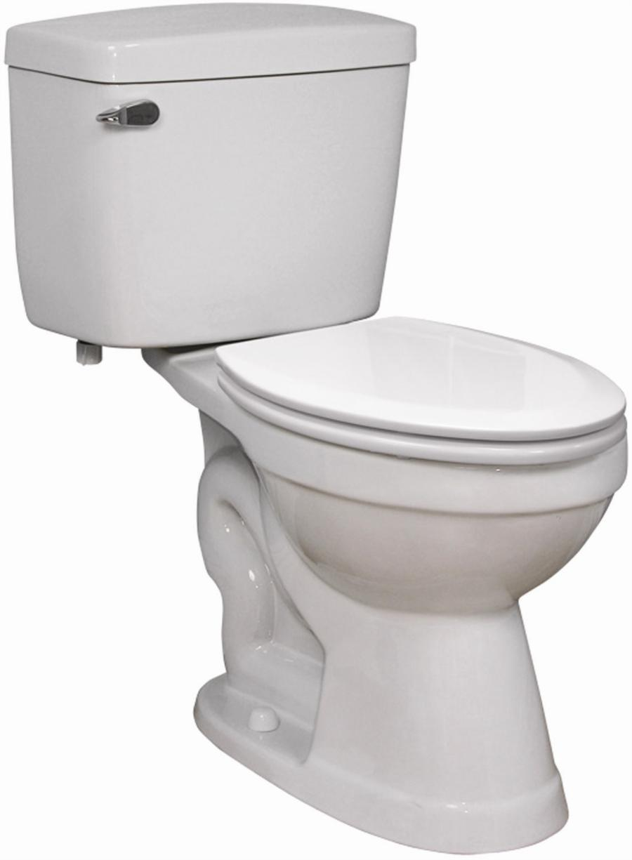 Toilet : ... put some new ones in and stabilize the tank on the back of the toilet