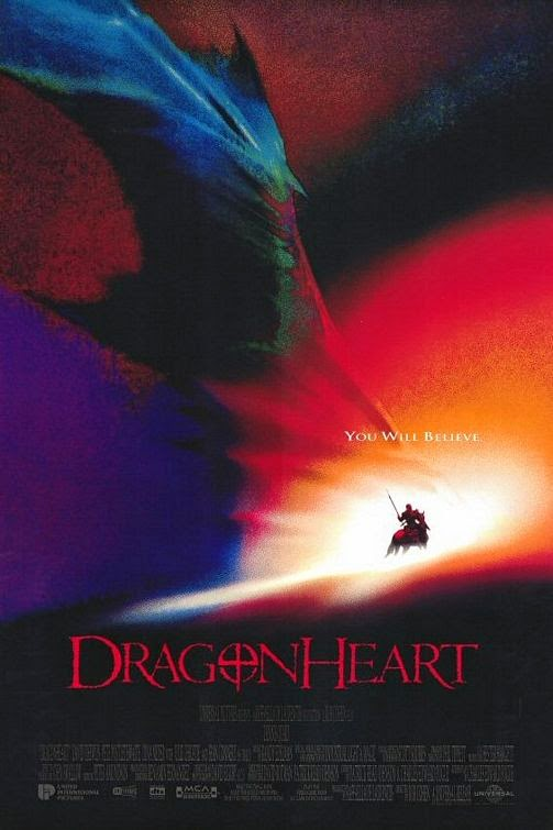 Watch  DragonHeart (1996) Hollywood Movie Online |  DragonHeart (1996) Hollywood Movie Poster