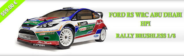 FORD RS WRC ABU DHABI HPI